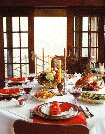 Table Setting by countryliving