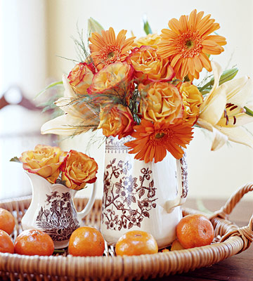 thanksgiving centrepiece by bhg