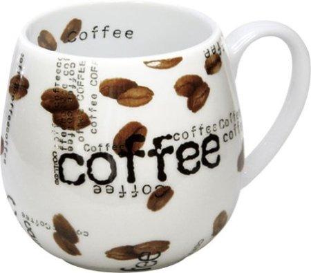 Konitz Coffee Collage Snuggle 14-Ounce Mugs