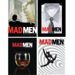 Mad Men Seasons 1-4