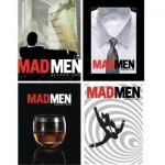 Mad Men Seasons 1-4