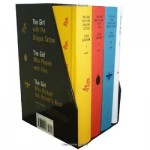 Stieg Larssons Millennium Trilogy Deluxe Boxed Set