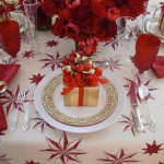 festive formal Christmas table setting etiquette tips