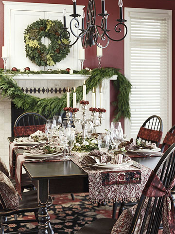 christmas table setting ideas decoration centerpieces