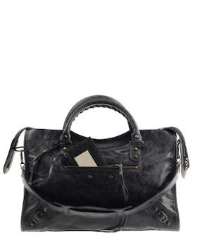 Balenciaga | Navy Bag City Classic Image