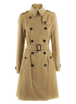 Burberry | Sand Trenchcoat Kensington