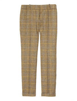 J.Crew | Café cropped wool-tweed pants | NET-A-PORTER.COM