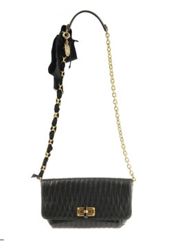 Lanvin| Black Sac Happicolo