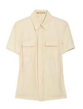 Michael Kors | Cotton shirt | NET-A-PORTER.COM