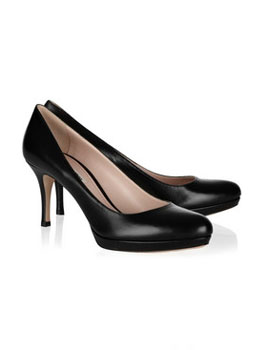 Miu Miu | Leather pumps | NET-A-PORTER.COM