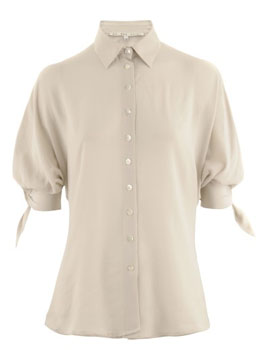 Mr. Mrs. Shirt | Nature Silk Blouse Marianne