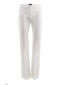 PIazza Sempione | White Pants Violette