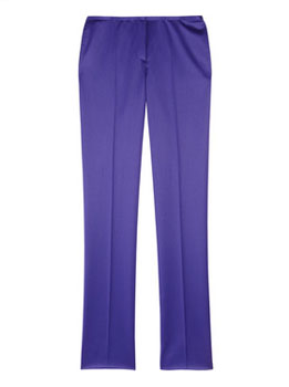 REED KRAKOFF Straight leg stretch pants