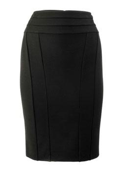 Strenesse | Black Pencilskirt Lorraine