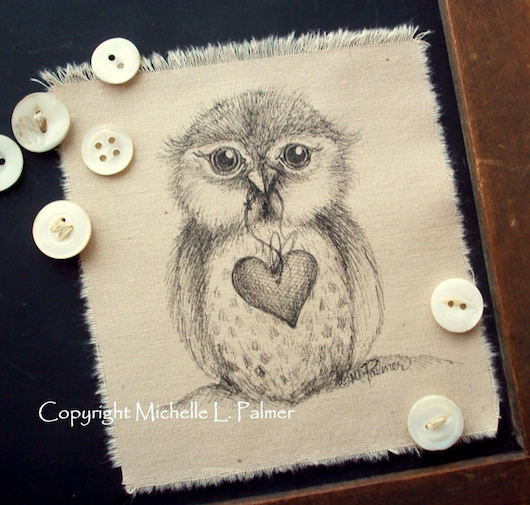 Valentines Day Ideas Owl
