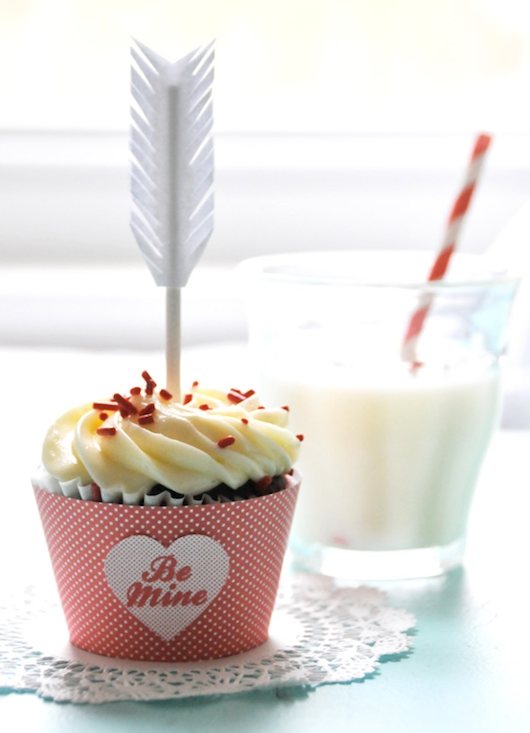 Valentines Day Ideas Cupcakes