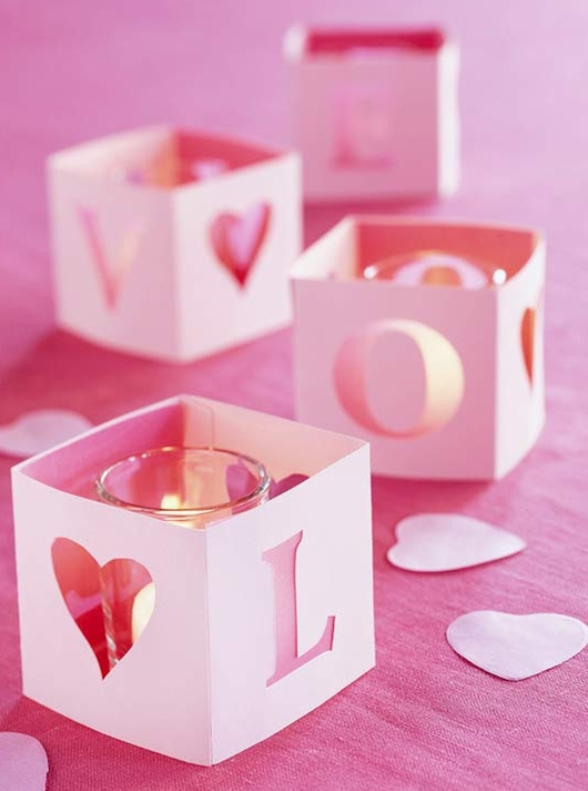 Valentines Day Ideas Candles