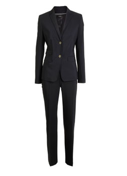 Windsor | Navyblue Suit Figure