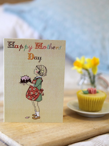 I Baked This For You Mother's Day Card by belleandboo