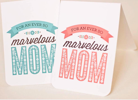 MARVELOUS MOM