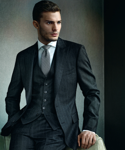 Mario Testino for Hugo Boss