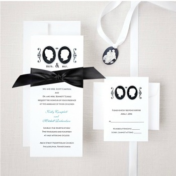 exclusive creative wedding invitations