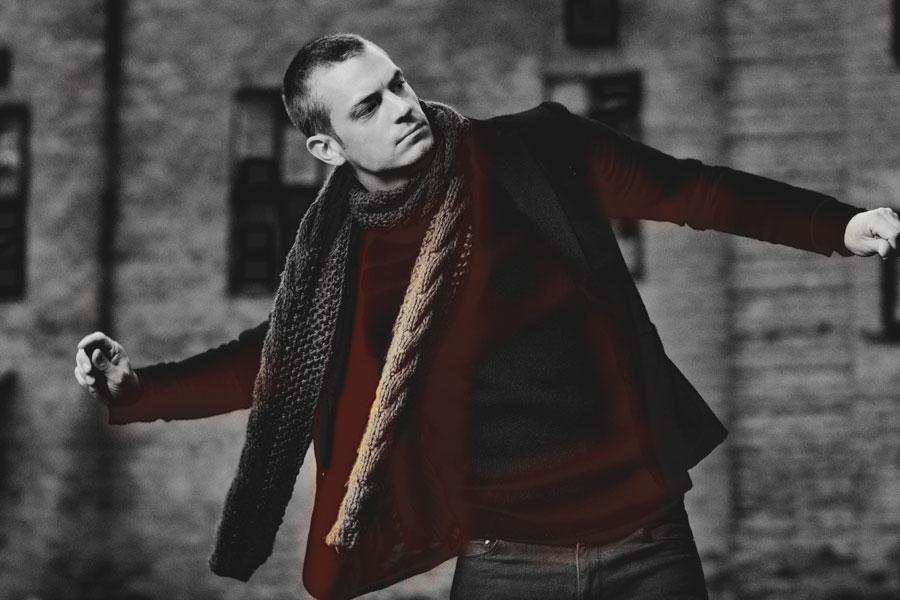Kalle Gustafsson for King Magazine - Joel Kinnaman
