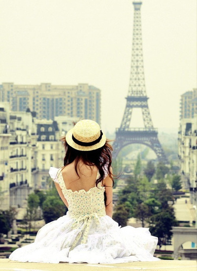 Girl Paris by ~Criswey
