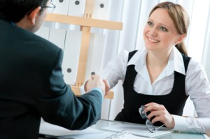 what to wear to a job interview for a woman