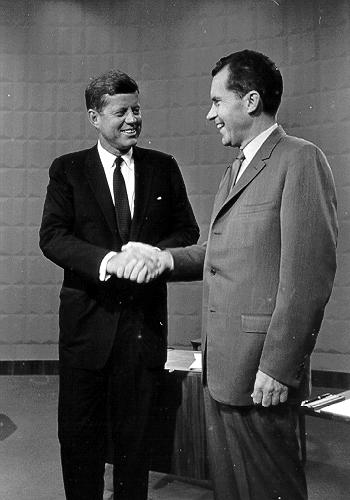 Nixon and JFK debate