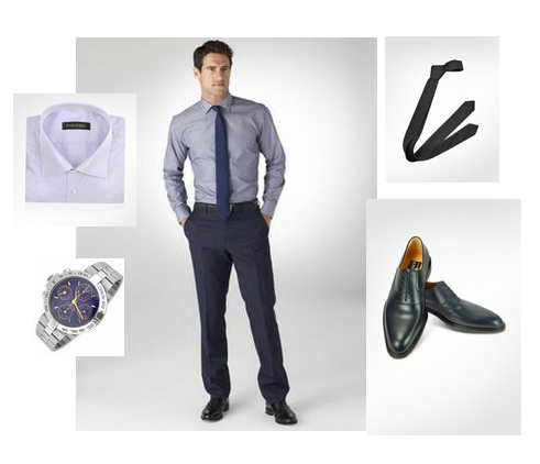 What to wear to graduation ceremony - male guests example 2