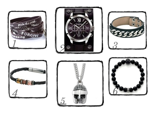 xmas gifts for men jewelry