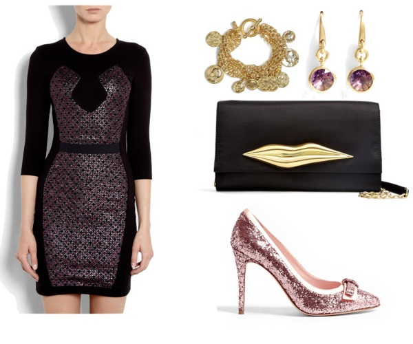 Christmas party outfit ideas for women